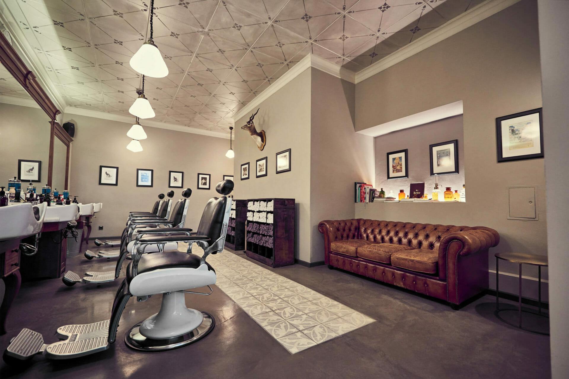 Barberhouse Pacellistraße
