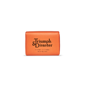 A + R Triumph & Disaster Soap