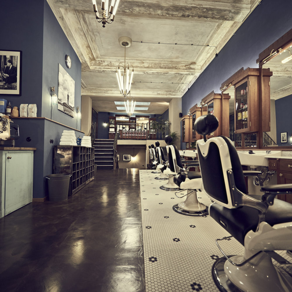 Barber House Hamburg Salon