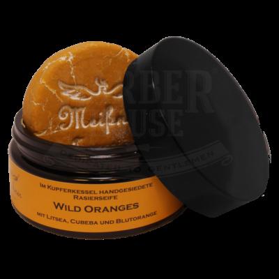 Rasierseife Wild Orange, Meißner Tremonia