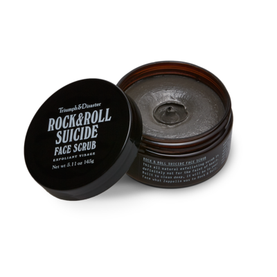 Rock & Roll Suicide Face Cream