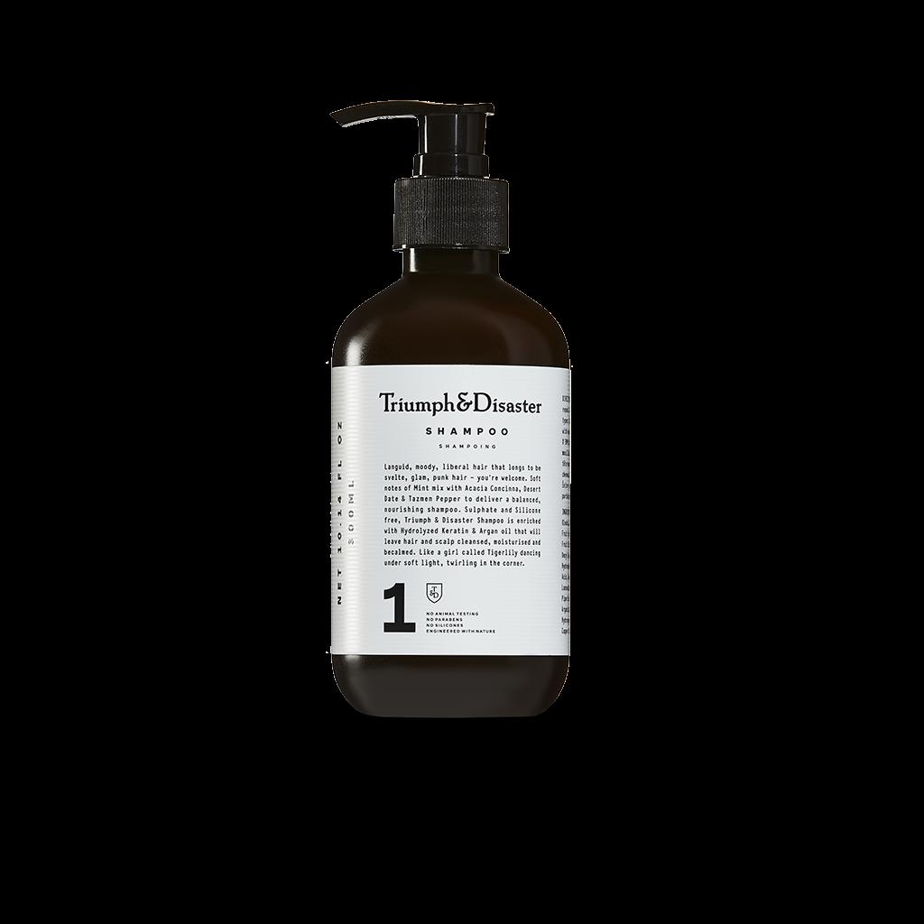 Shampoo 1 von Triumph & Disaster