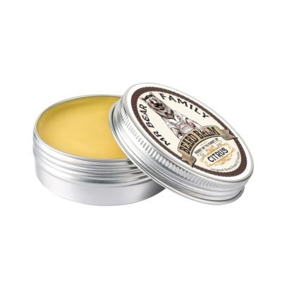 Mr Bear Family beard balm citrus Bartbalsam