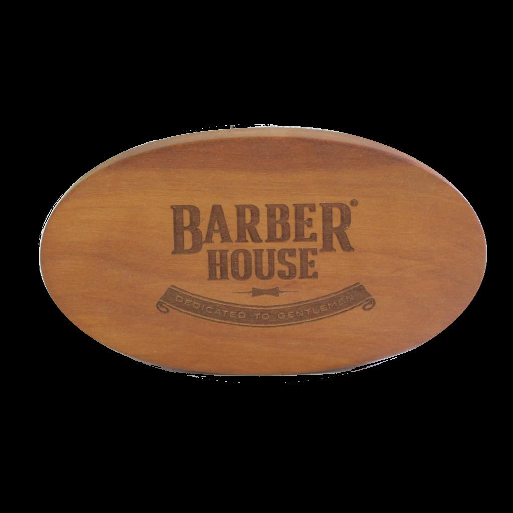 Barber House Barbershop Haar und Bart Buerste Vegan