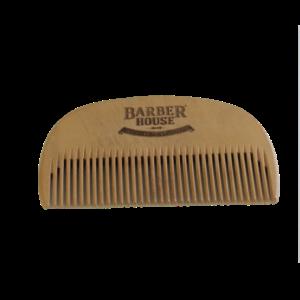 Barber-House-Holz-Bart-Kamm