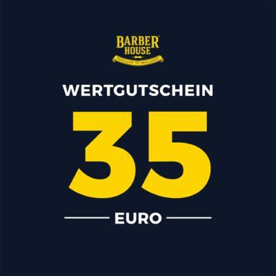 Barber House Wertgutschein 35 EUR Geschenk