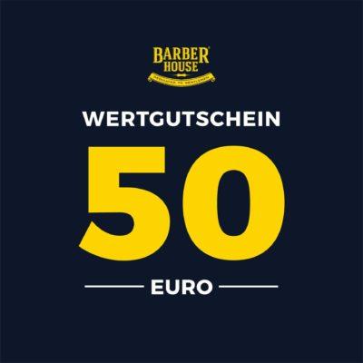Barber House Wertgutschein 50 EUR Geschenk