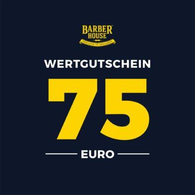 Barber House Wertgutschein 75 EUR Geschenk