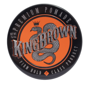 Pomade King Brown Australien Barber House Firm Hold