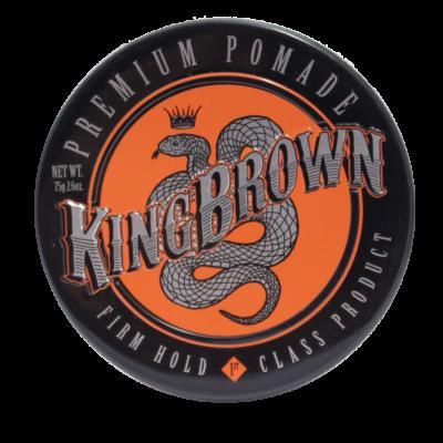 Pomade King Brown Australien Barber House Firm Hold