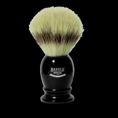 Rasierpinsel Barbier-Werkzeug Barber House Fiber Natur Vegan