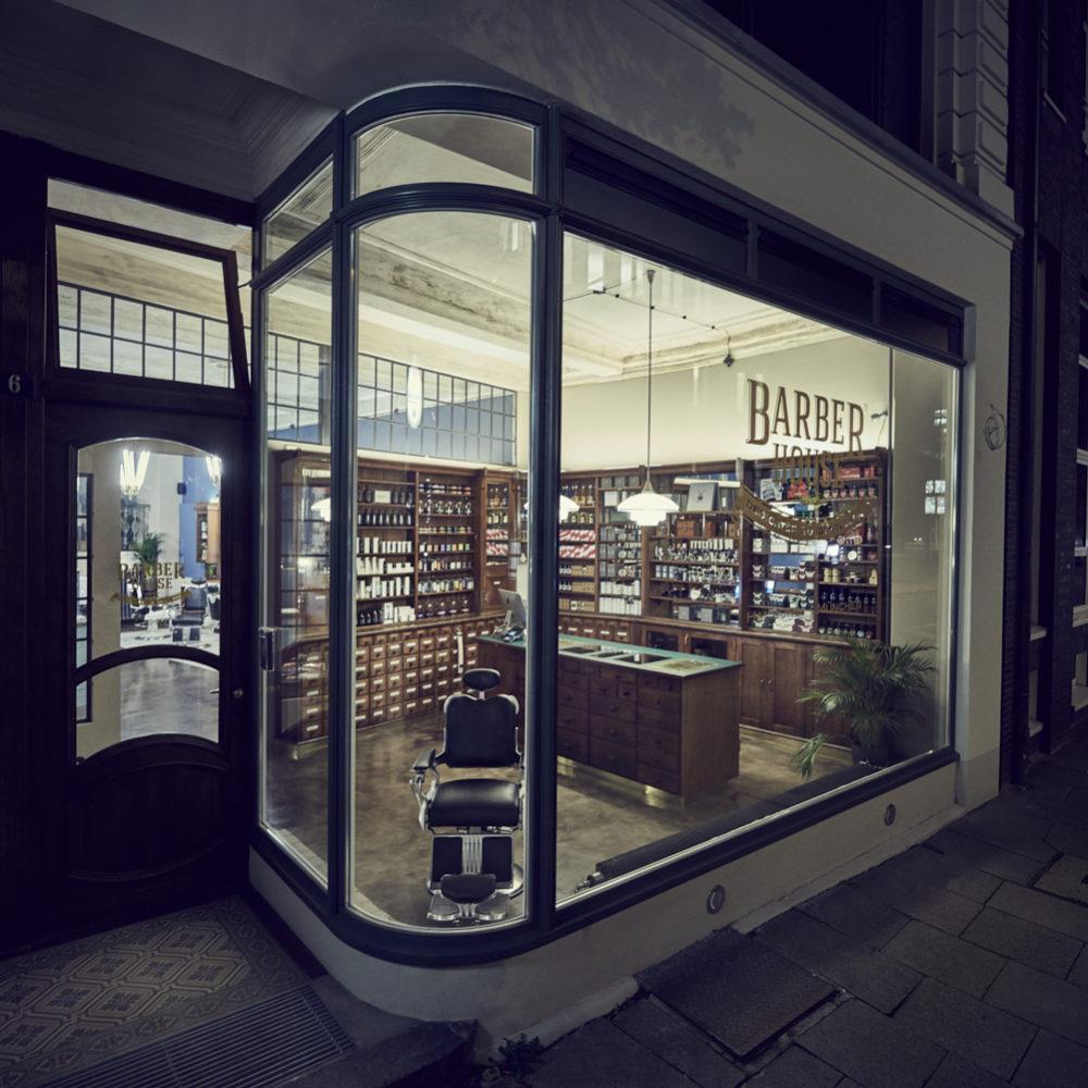 Barber House Hamburg - Der Barbershop im Hopfensack / Kontorviertel