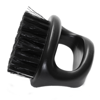 Irving Barber Brush Black Bartbuerste