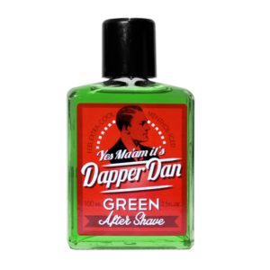 Dapper Dan Green Aftershave Barber House
