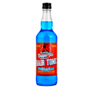 Dapper Dan Hair Tonic Blue Haarwasser Barbershop