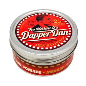 Dapper Dan Mens Pomade-Haarstyling Men Barbershop