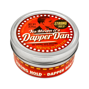 Dapper Dan Pomade Strong festes Haarstyling Barbershop