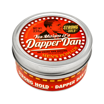Dapper Dan Pomade Strong festes Haarstyling Barbershop