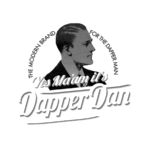 Dapper Dan Aftershave Pomade Barbershop