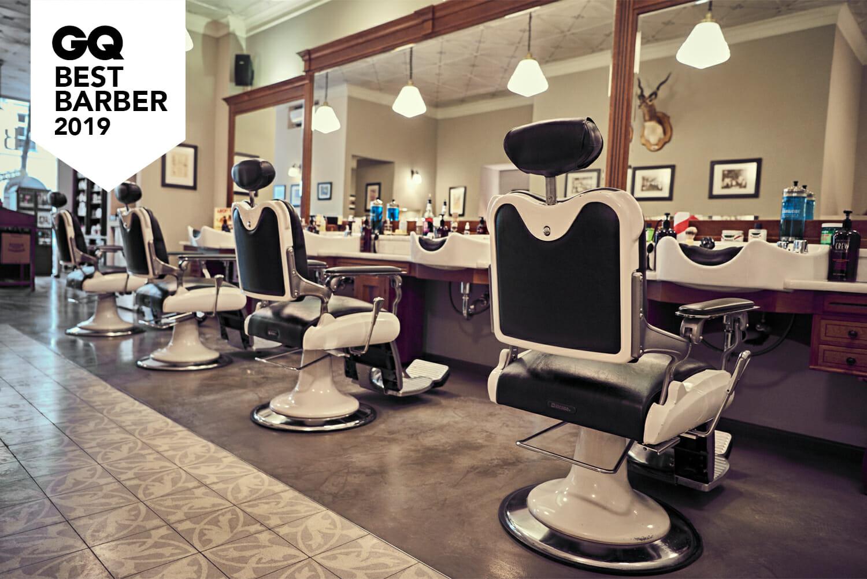 GQ Best Barber Shop 2019