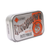King Brown Heavy Hold Paste Pomade Dose Barber House