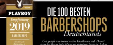 Die 100 besten Barbershops Deutschlands von Playboy