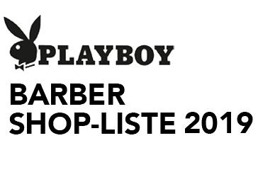 Playboy Barber Shop Liste 2019 Barber House München und Hamburg