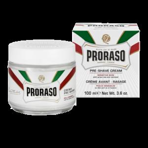 Proraso Pre Shave Cream Weiss 100ml