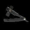 Irving Barber Company Rasiermesser Wechselklinge cerakote Black Black