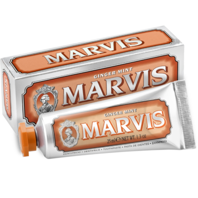 Marvis Ginger Mint Zahncreme 25ml Ingwer