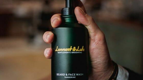 Beard & Face Wash – reinigt und erfrischt - Natürlich gepflegt mit Bart und Gesichtsshampoo